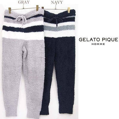 Homme Gelato Random Border Long Pants  (PMNP175905)