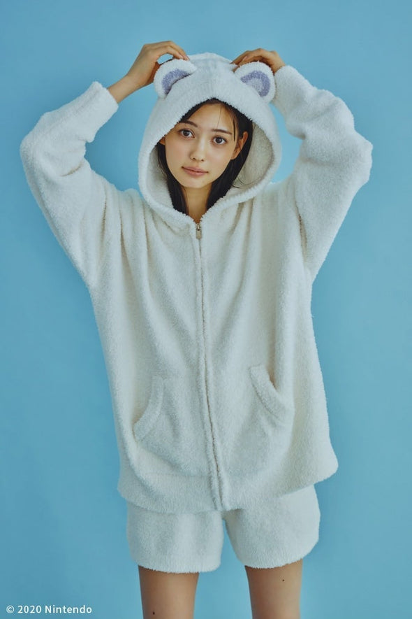 【Animal Crossing New Horizons】Character Hoodie (OFF WHITE)