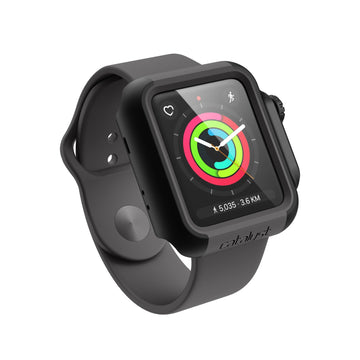 CAT42DROP3BLK-CA | Impact Protection for 42mm Apple Watch Series 2 and 3