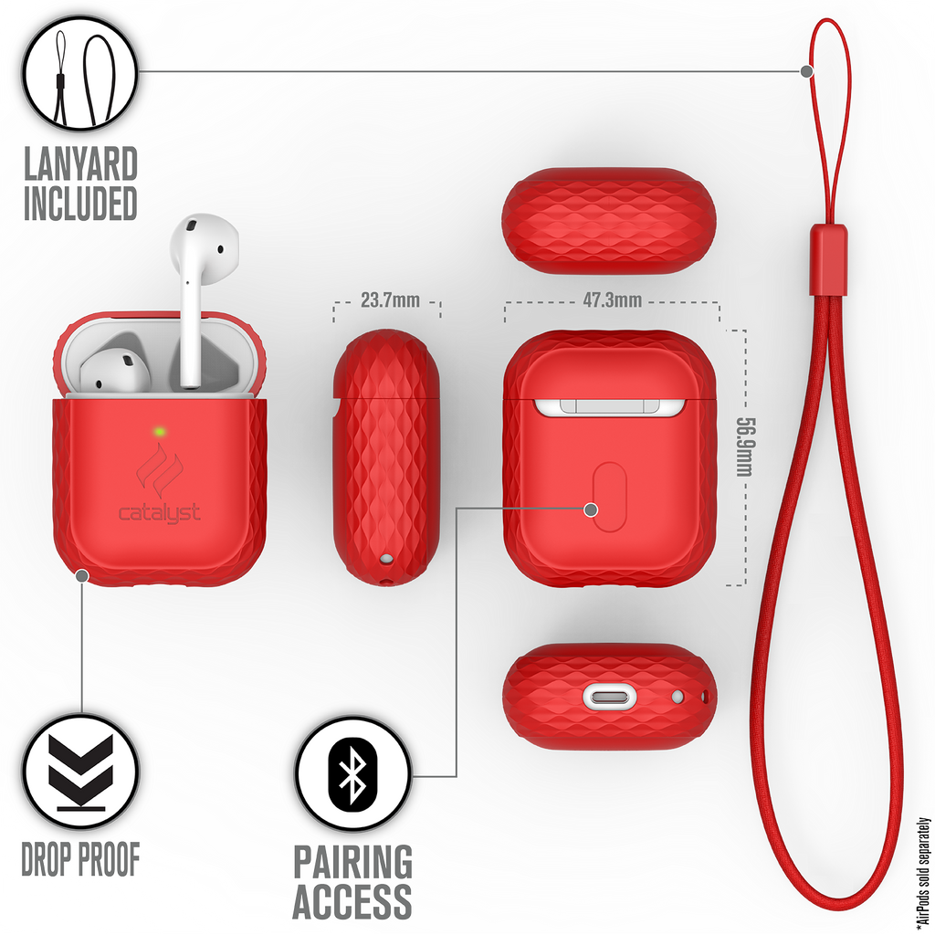 Lanyard Case for AirPods