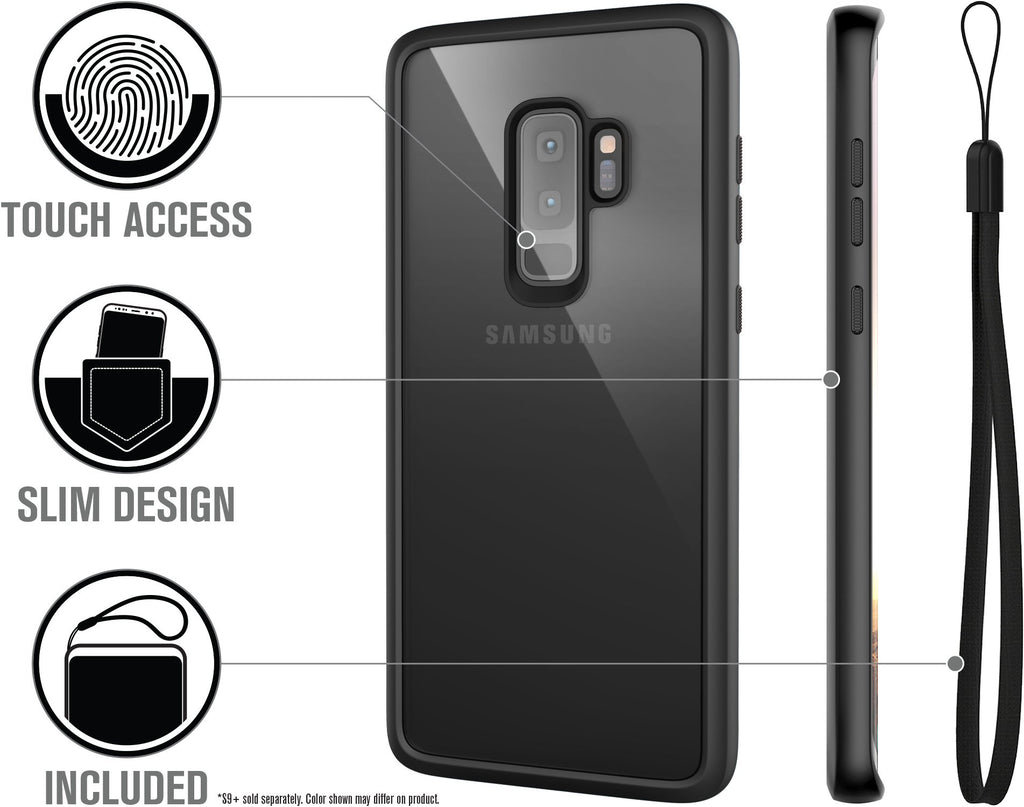 Impact Protection Case for Samsung Galaxy S9 Plus