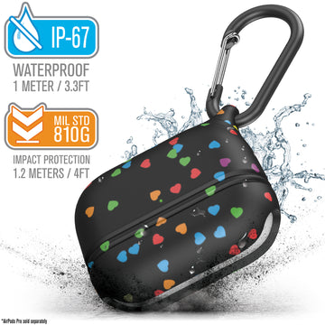 CATAPLAPDPROHTB | Waterproof Case for AirPods Pro - Special Edition