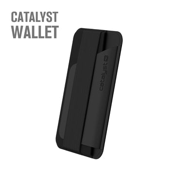 CATBUN05BLK | Commuter Bundle Accessories - Stick on Wallet