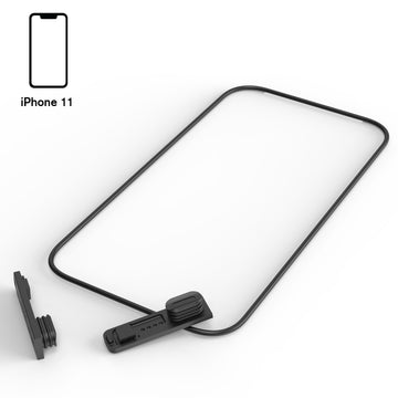 2 Plugs + 1 O-Ring for Catalyst Case for iPhone 11