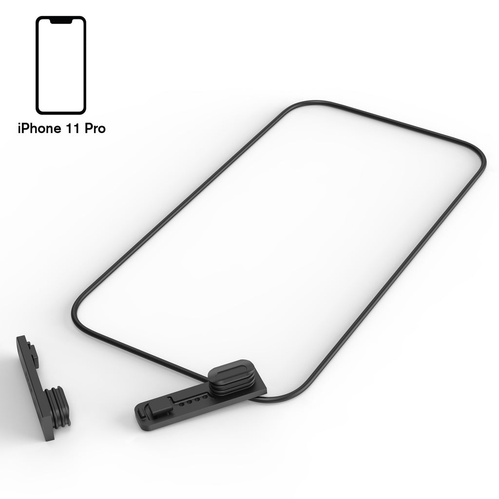 2 Plugs + 1 O-Ring for Catalyst Case for iPhone 11 Pro