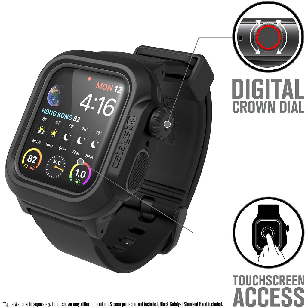 Waterproof Case for 40mm Apple Watch Series 4 & 5