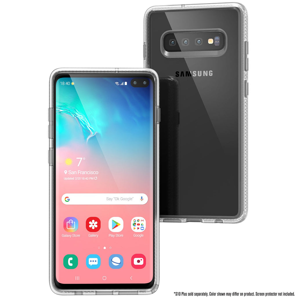 Impact Protection Case for Samsung Galaxy S10 Plus