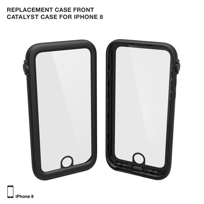Replacement Case Front for Waterproof Case for iPhone 8