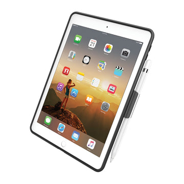 CATDRPD6THBLK-FBA | Impact Protection Case for iPad 9.7