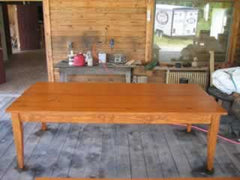 Hoskins Creek Farm Table
