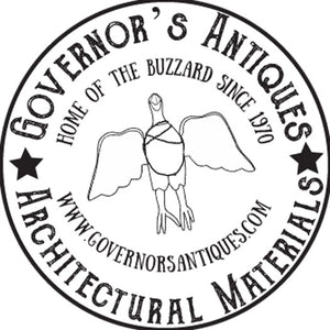 Governor's Antiques Buzzard Logo