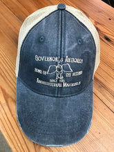 Governor's Weathered Vintage Trucker Cap