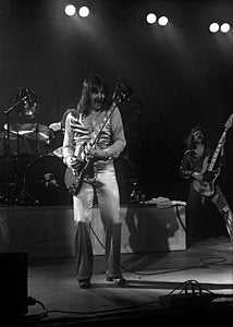 Foghat / Lonesome Dave Peverett