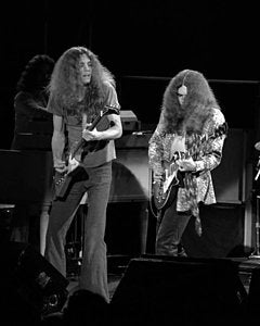 Allen Collins and Gary Rossington