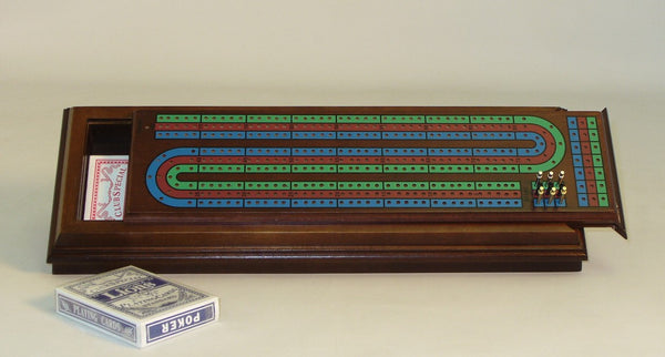 Slide Top Cribbage