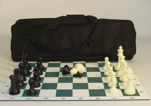 "4"" Tournament Chess Set"