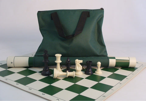 Tournament Set Green Tote