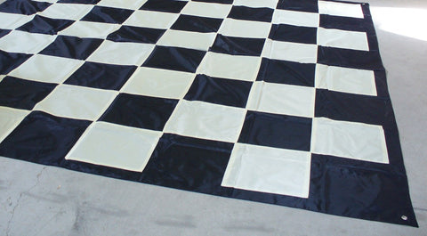 Nylon Garden Chess Mat