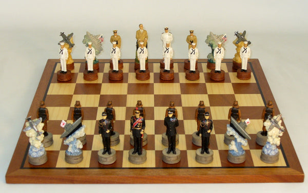 Pearl Harbor Chess Set