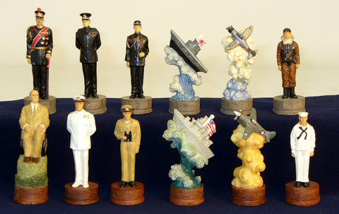 Pearl Harbor Chessmen