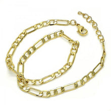 Figaro anklet (thin)