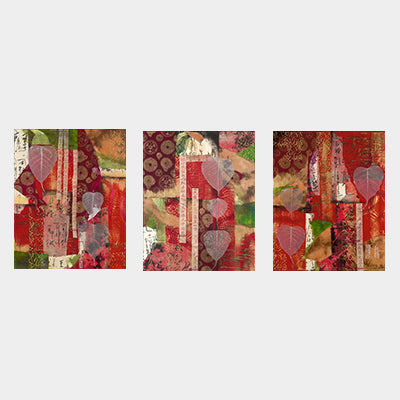 Peace and Harmony Triptych (Set of 3)