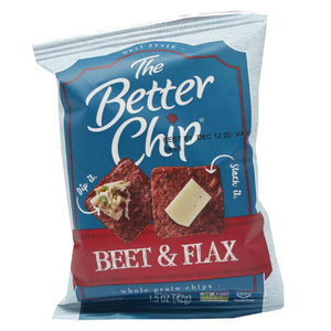 The Better Chip - Beet & Flax - Case of 27 x 42g