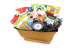 Savour the Snacks - Premium Gift Basket