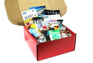 Mindful Snacks -  Ultimate Holiday Box