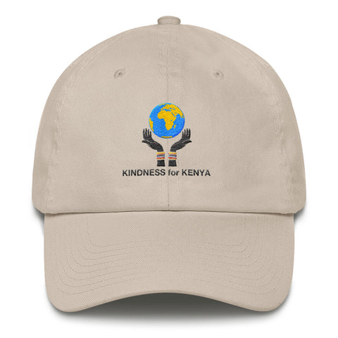 Kindness for Kenya - Cotton Cap
