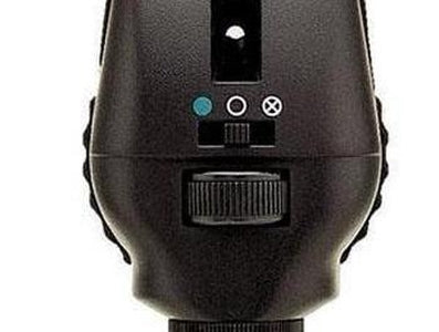 3.5V HALOGEN COAXIAL OPHTHALMOSCOPE HEAD ONLY (US ONLY)