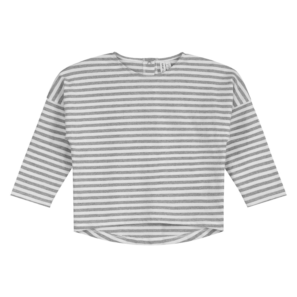 LONG-SLEEVED RELAXED T-SHIRT