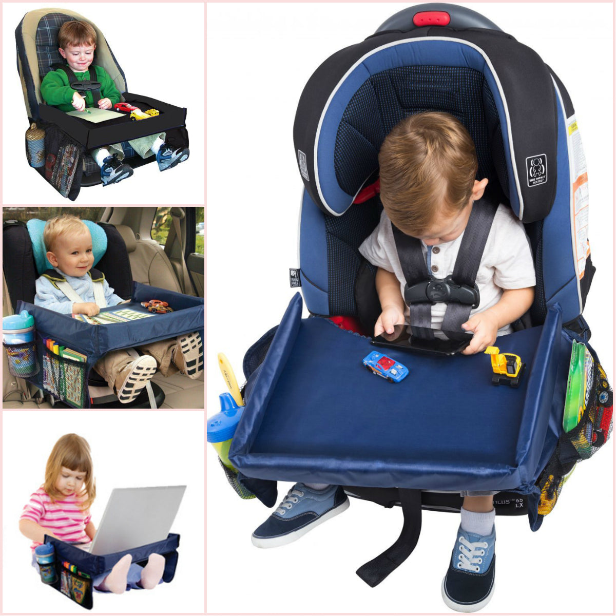Tray Board Table Stroller Accessories Child Car Seat