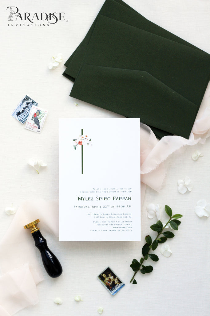 Mabella Elegant Christian Invitation
