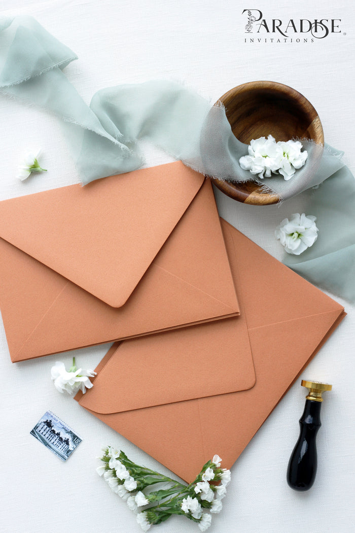 Terracotta Premium Envelopes