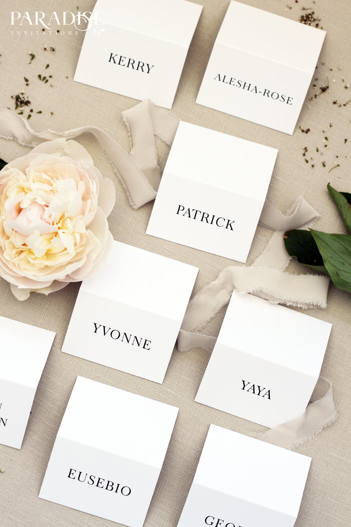 Royale Elegant Place Cards
