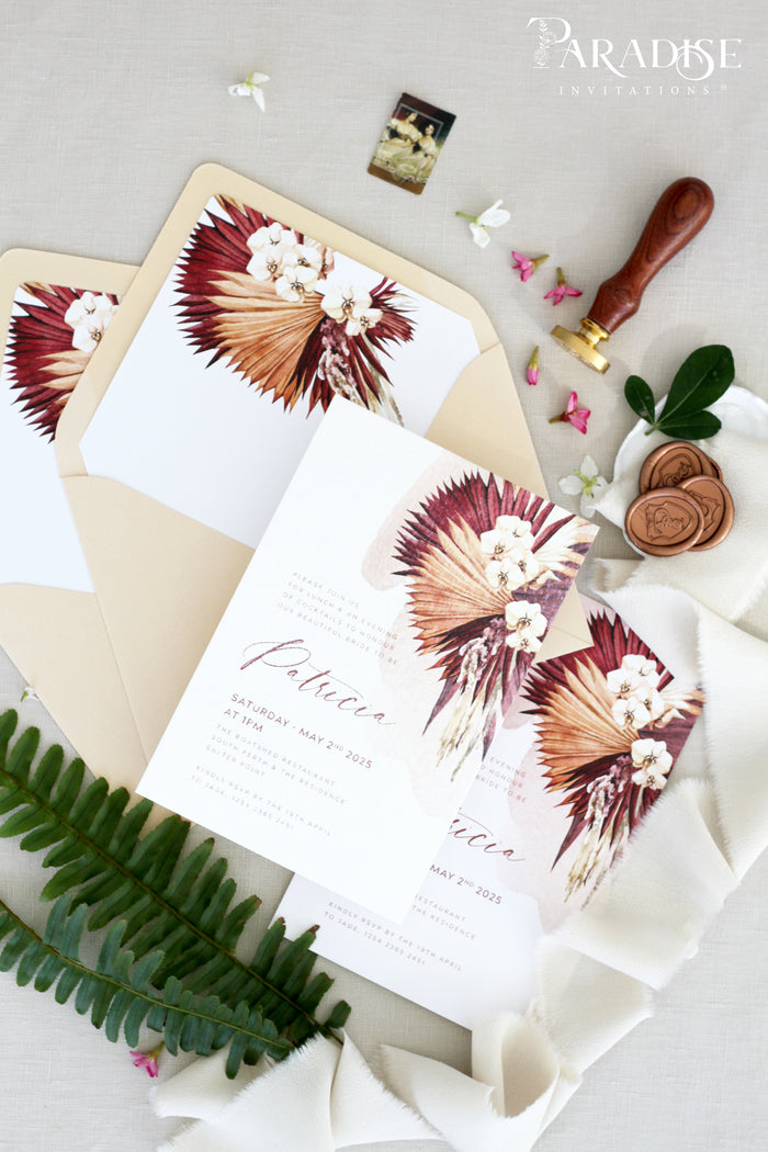 Bronwyn Bridal Shower Invitations
