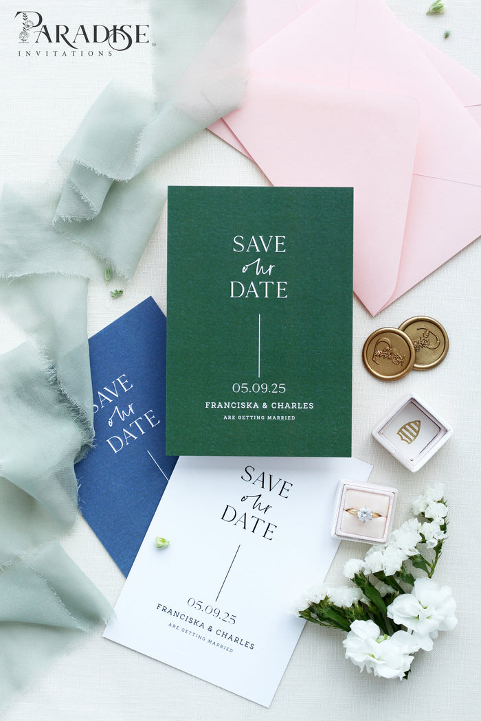Mariah Save the Date Cards