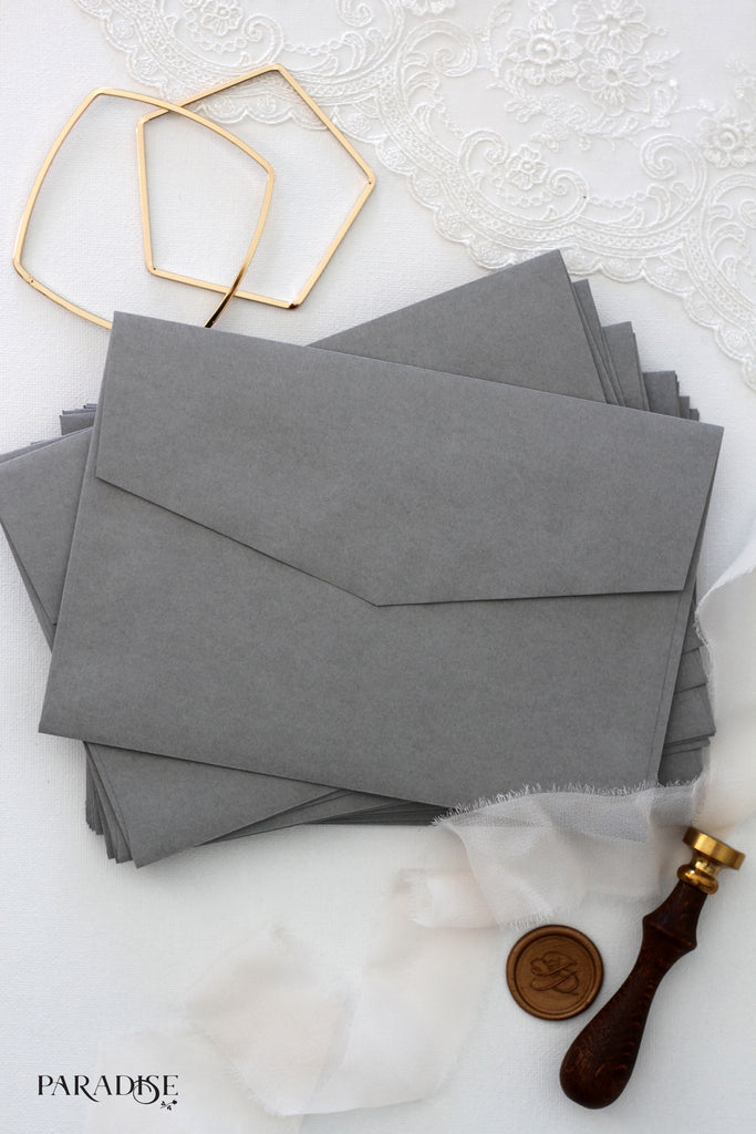 Alchemy Ash Envelopes