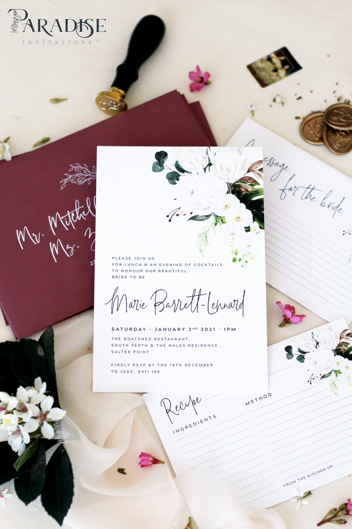 Katherine Bridal Shower Invitations