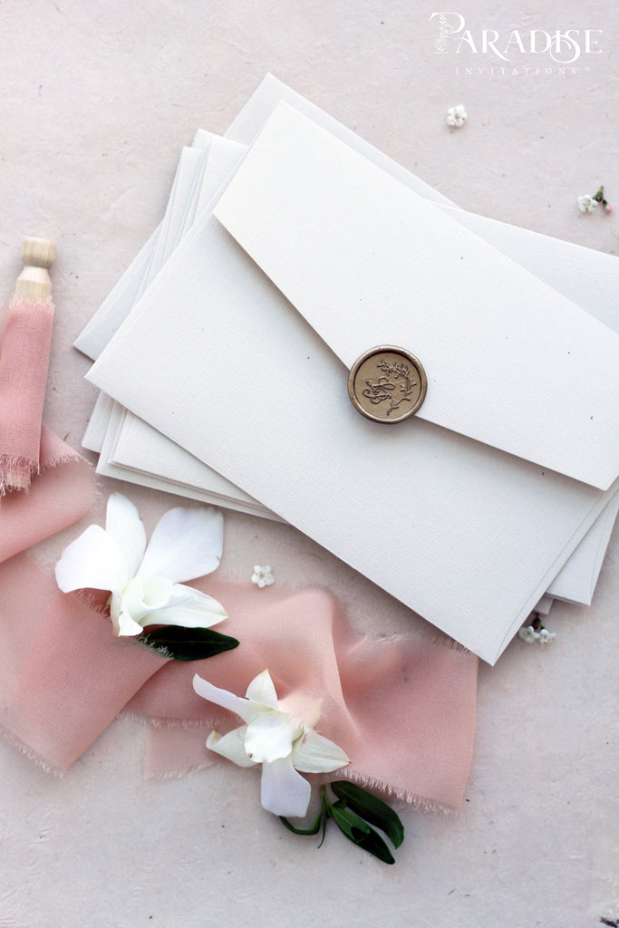 Calico Coco Linen Envelopes