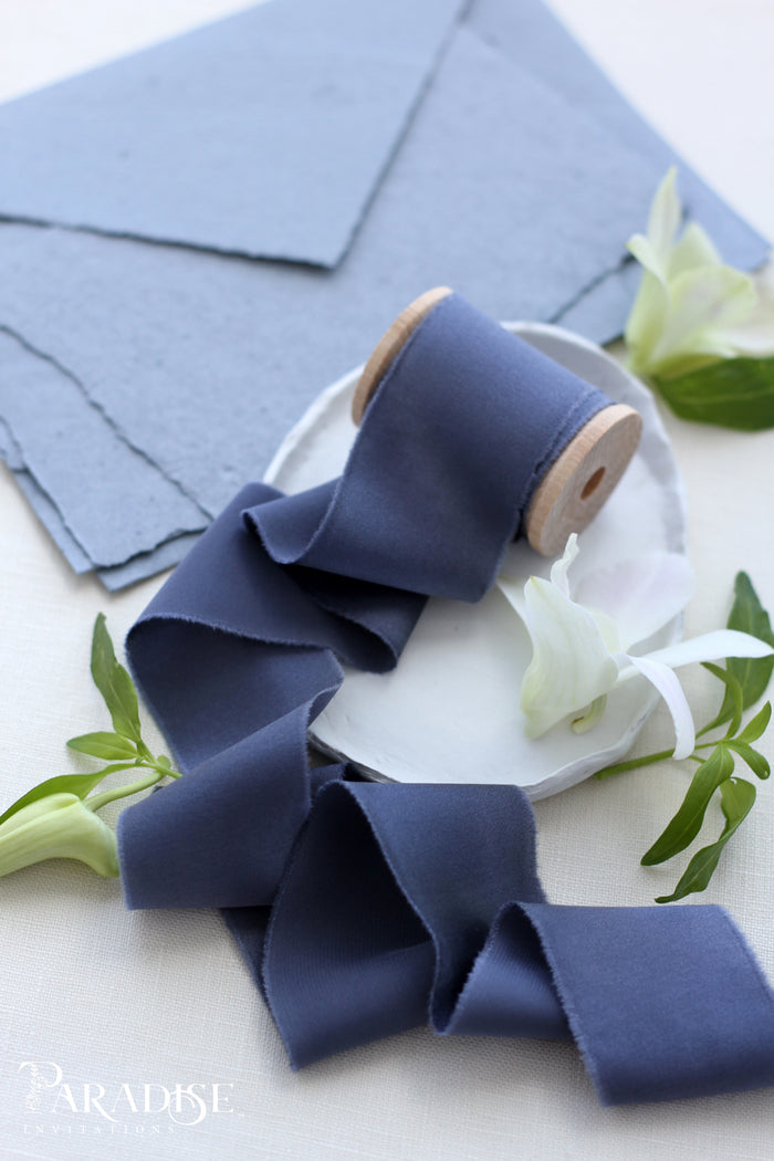 Silk Satin ribbons