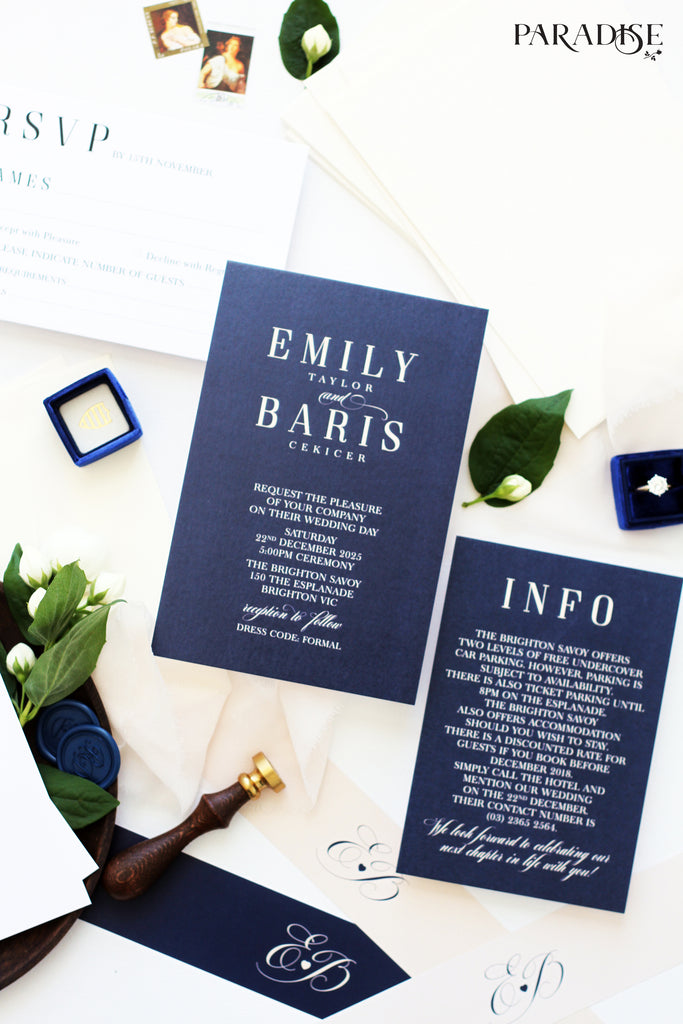 Wedding Invitations, Printable wedding invitations, printed wedding invitations, type: wedding stationery
