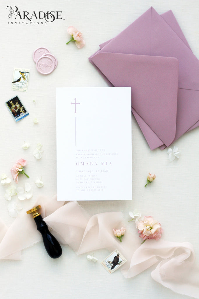 Logestilla Elegant Christian Invitation