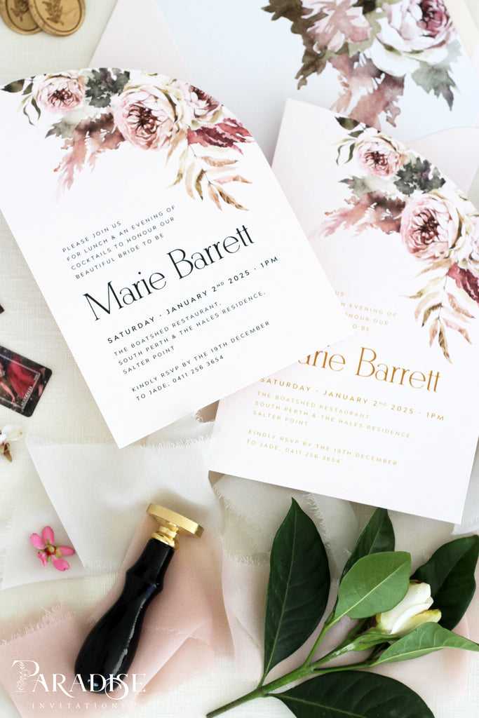 Arabella Bridal Shower Invitations