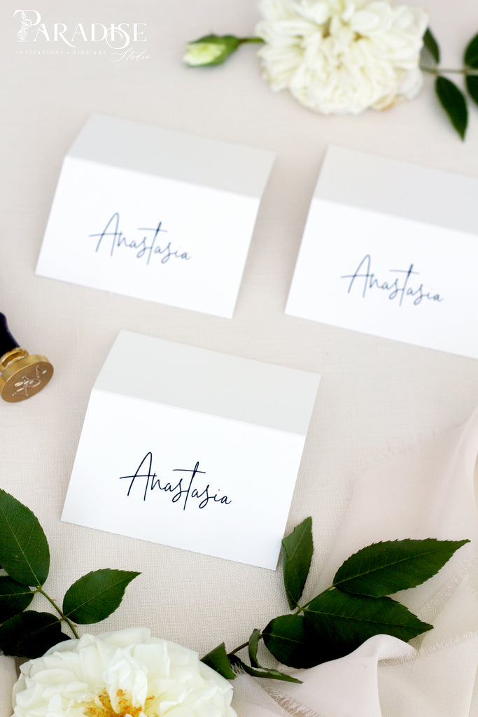 Alisa Calligraphy Place Cards
