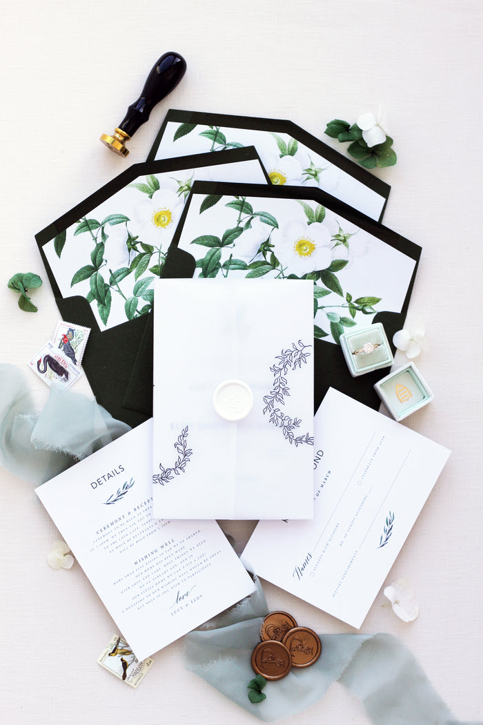 Maire Modern Wedding Invitation Sets