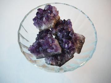 SOLD OUT - Raw Amethyst Cluster - Small