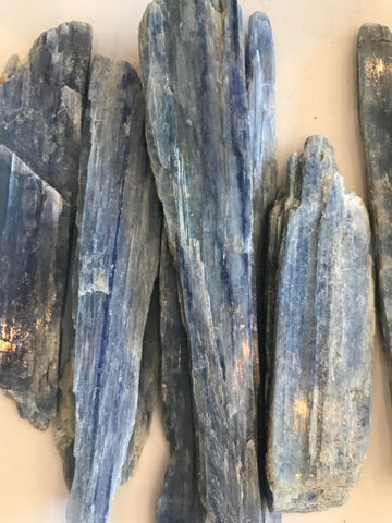 Raw Blue Kyanite Crystal