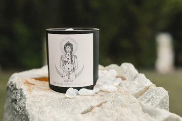 Aligned reiki infused candle- the ritual collection- SOLD OUT